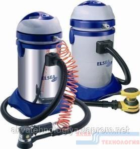 VIBRA VIDP125E - промышленный пылесос